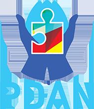 PDAN logo