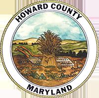 Howard County logo