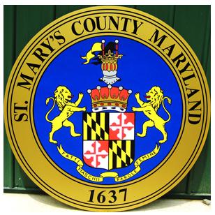 Saint Mary's County logo